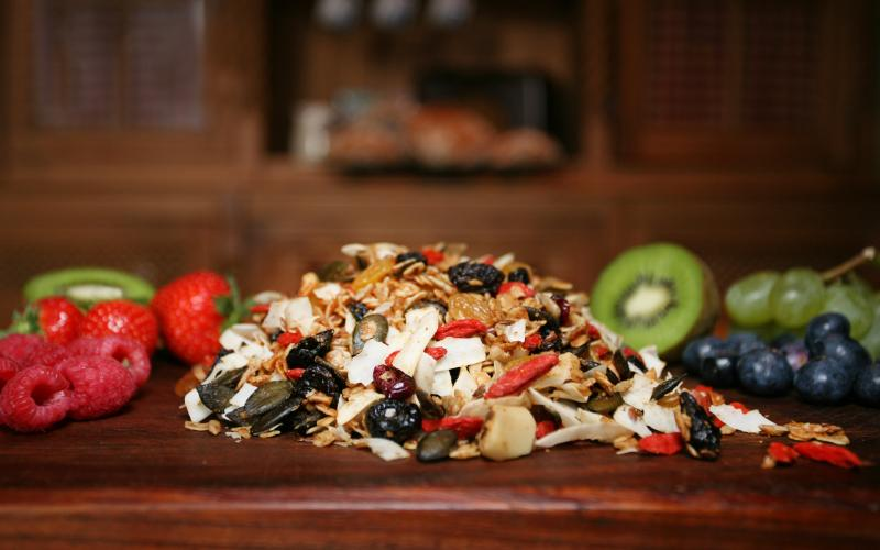 Rigney's Irish Granola from Rigneys Farm